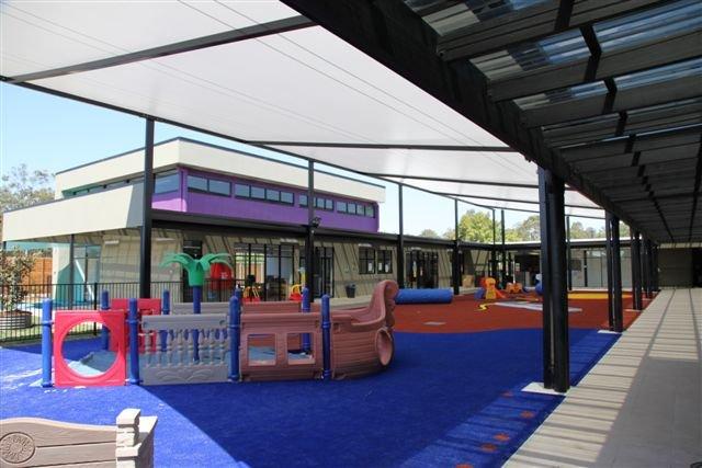 Kindergarten Shade Canopy