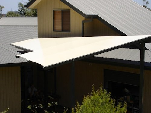 Residental Shade Canopies
