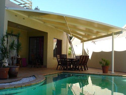 Residental Shade Canopy
