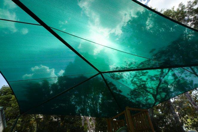 Custom Canopy for Kindergarten Shade solution