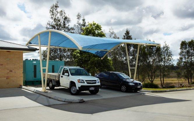 Carpark Canopy