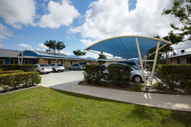 Custom Carpark Canopy