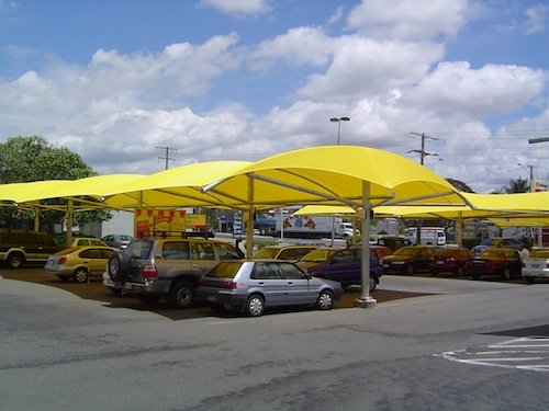 Commecial Car Park Shade Solutions