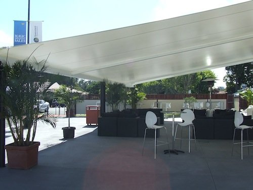 Commercial Shade solutions