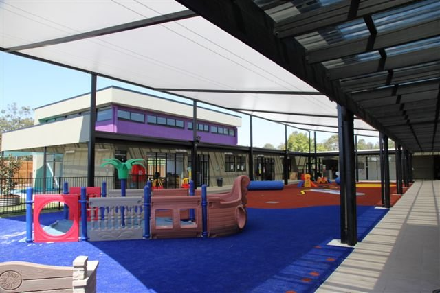 Kindergarten Shade solutions
