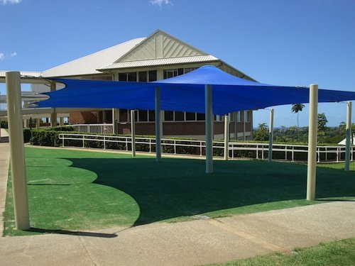 Shade Sails for Kindergarten Playground