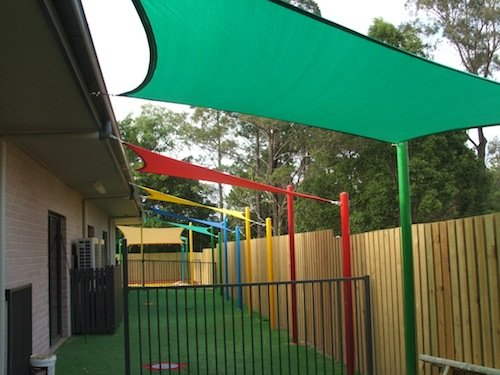 Custom Shade Structures for Playgrounds