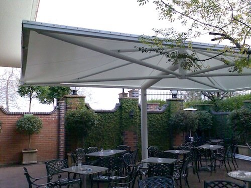 Hospitality Shade Umbrellas Amp Blinds For Cafes Amp Restaurants