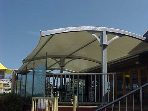 Custom Canopies for Hospitality establishments