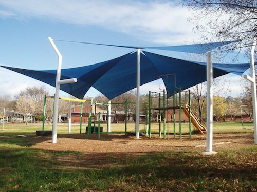 Park Shade Solutions Children S Playground Shade Sails