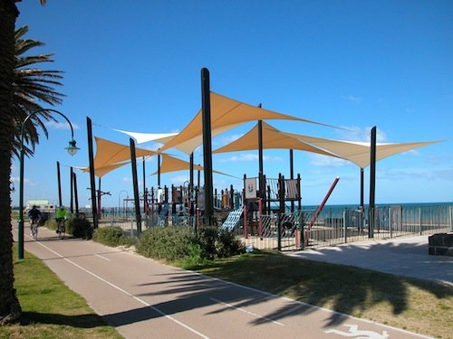Shade Sails for public playgound