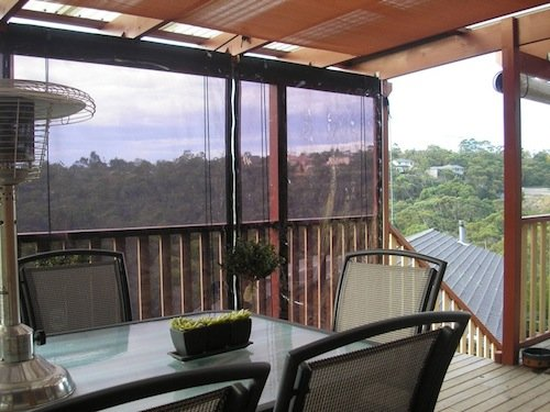 Outdoor Blinds Cafe Alfresco Amp Pvc Blinds