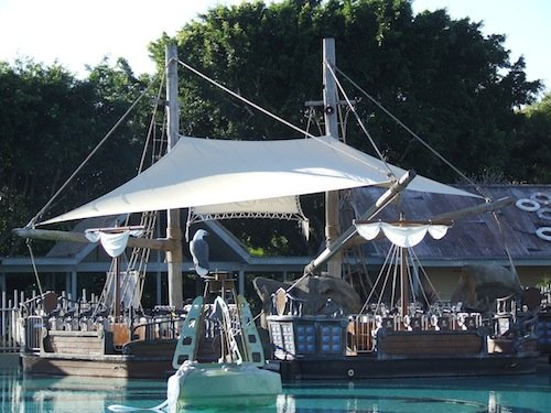 Theme park Shade solutions, Gold Coast