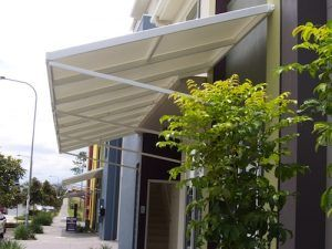 Retractable awnings; a cost effective shade solution