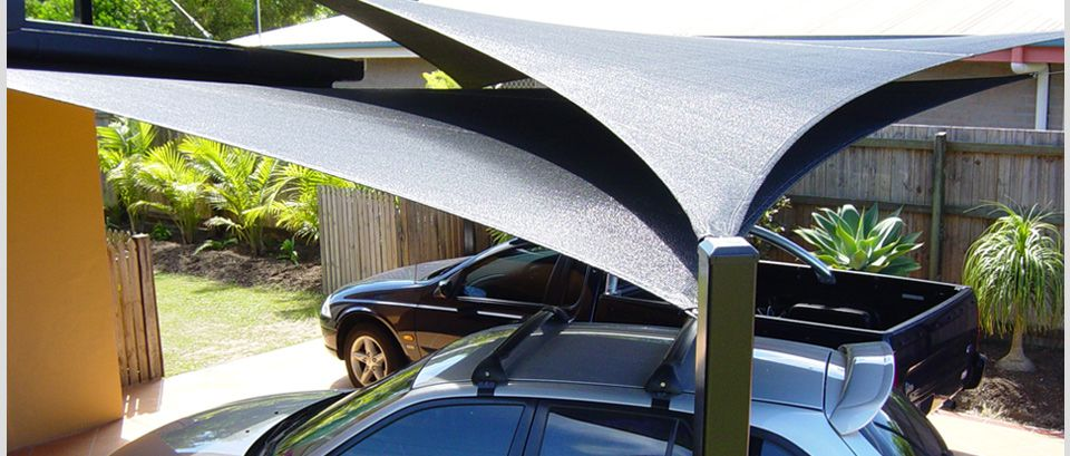 Shade sails outdoor blinds canopies awnings global shade for Shadesails com