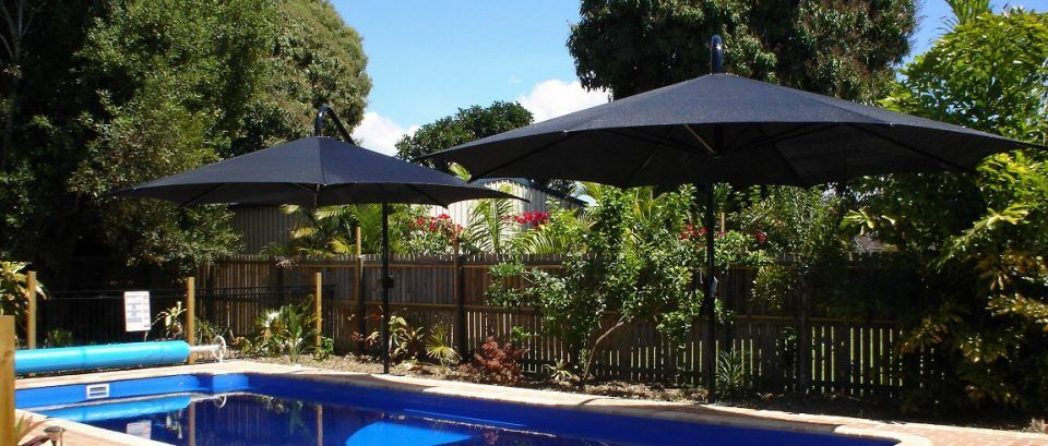Outdoor umbrellas Australia