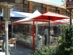 Cafe blinds by Global Shade