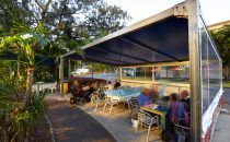 Shade Sails & Structures for Outdoor Dining
