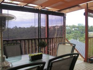Turn Your Deck Into An Outdoor Room With Pvc Blinds