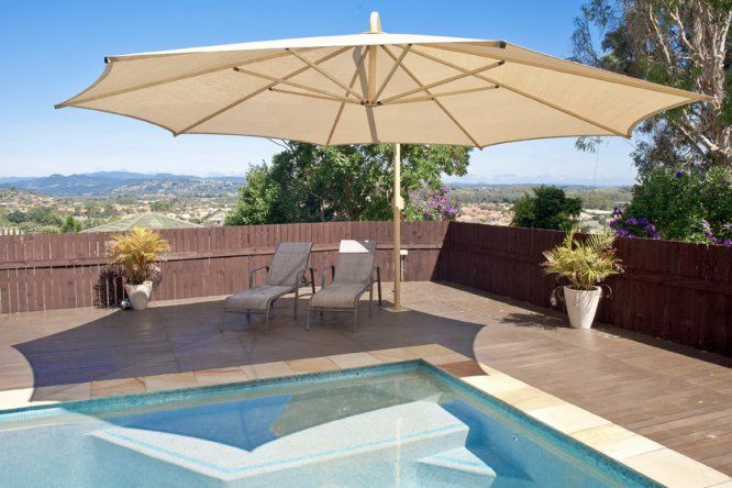 Enhance Your Home With Commercial Umbrellas Global Shade