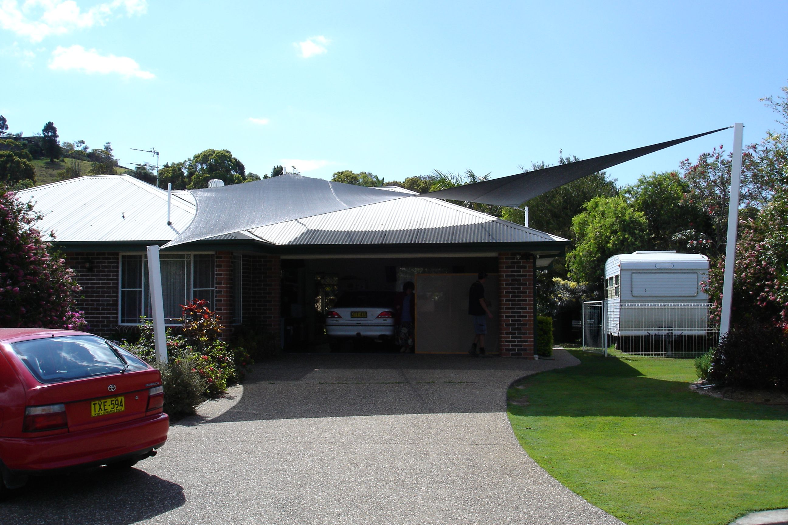 Shade Structure Or Permanent Structure How To Choose