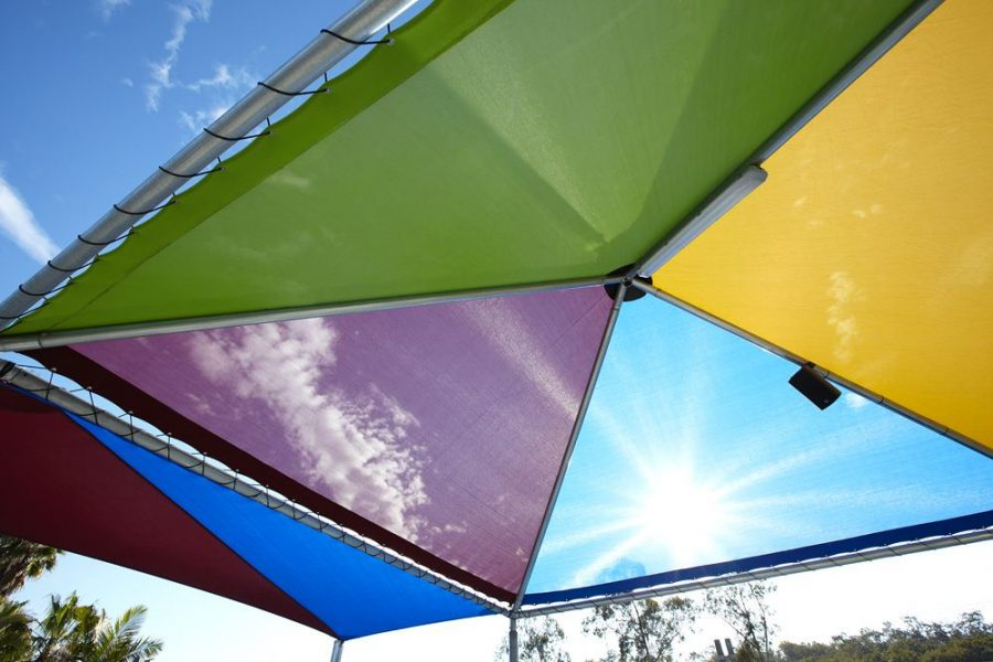 commercial shade sails Brisbane