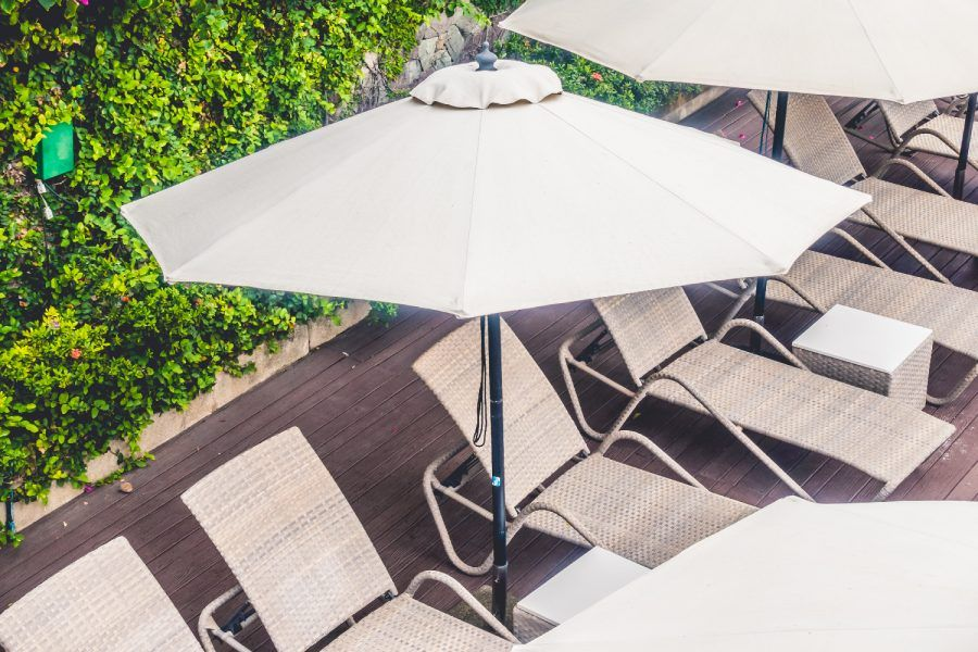 commercial outdoor umbrellas