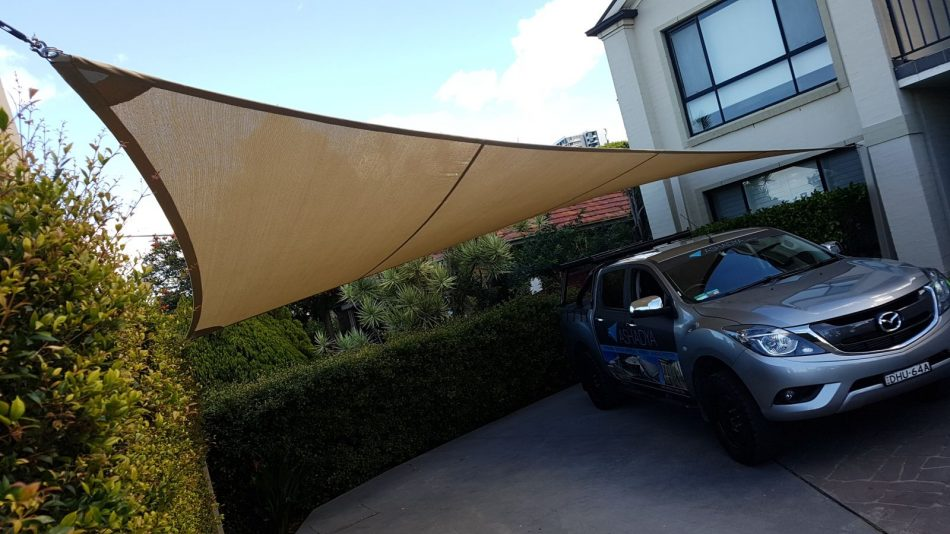 Shade Sails Made To Order - Ashadya
