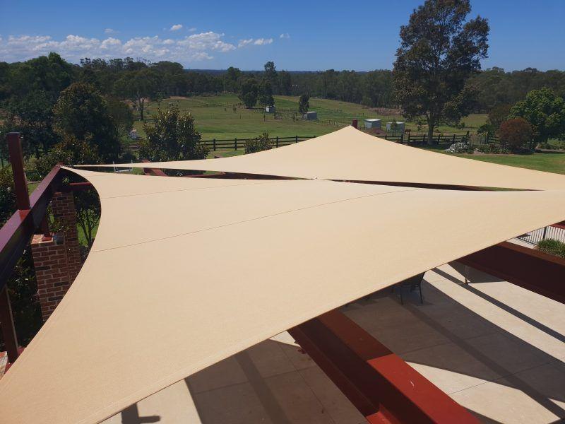 Shade Sails in Cattai, NSW