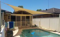 Shade Sails & Structures for Commercial Pools
