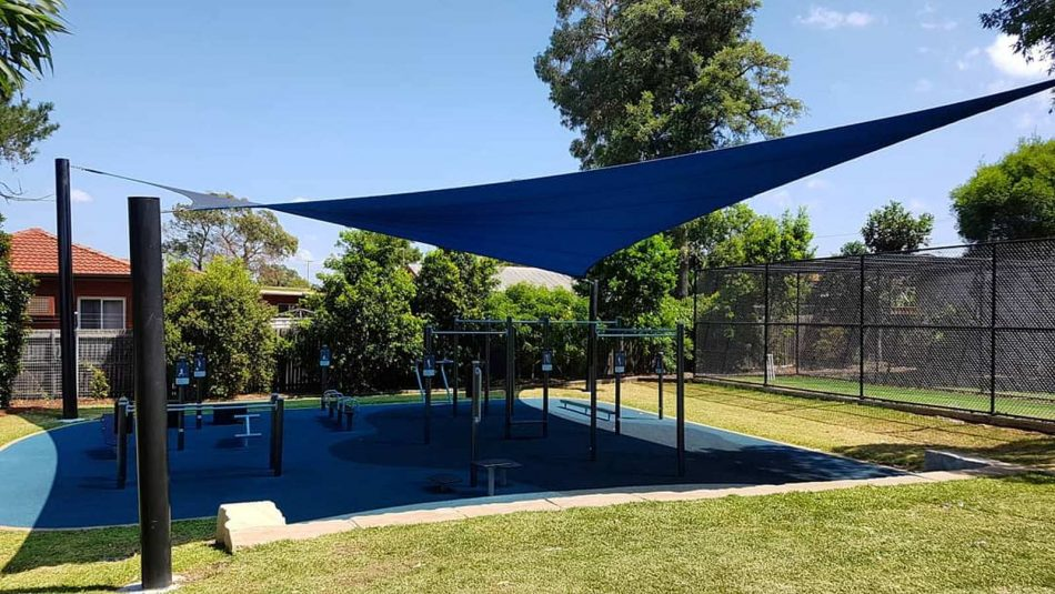 Shade Structure at school playground