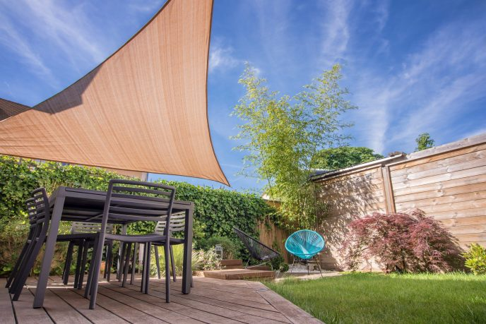Shade Sails for Your Home